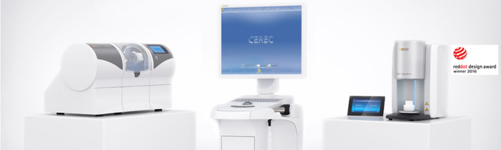 CEREC SIRONA Dental Technology in Madrid Spain | Spain Dental Travel